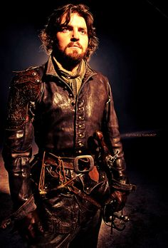 Athos from The Musketeers <3