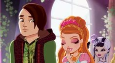 Ever After High Screencaps