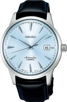 SEIKO Mechanical Elegant Model Automatic Mens Watch SARB065 https://www.carrywatches.com/product/seiko-mechanical-elegant-model-automatic-mens-watch-sarb065/  #automaticwatch #mechanicalwatch #men #menswatches #seiko #seikowatch #seikowatches - More Seiko mens watches at https://www.carrywatches.com/shop/wrist-watches-men/seiko-watches-for-men/