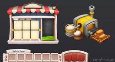 Картинки по запросу Family Farm game ui