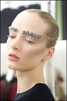 Chanel eyebrows - amazing