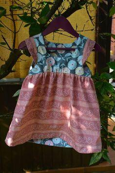 GagaYa: Bohemian Babydoll Dress