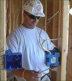 Concierge Madison provides wait service for electricians.