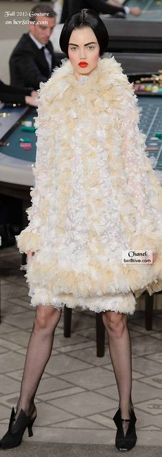 Chanel Couture Fall 2015-16