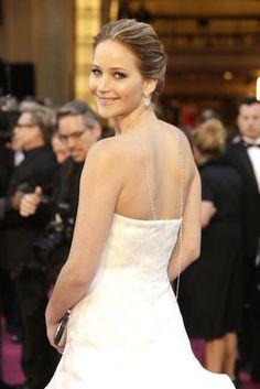 Jennifer Lawrence necklace