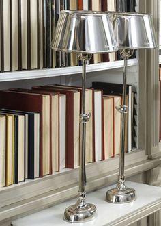 Rivièra Maison Webstore - Accessoires | | Table Lamps | Hampton Lobby Lamp incl round shade