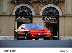 Honda Prelude, Honda Cars, Gq Japan, Japan Cars, Vintage Cars, Automobile, Vehicles, Wheels, Sport