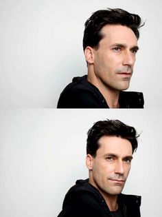 If you look up delicious in the dictionary, you'll see a picture of Jon Hamm. *swoooooooon*