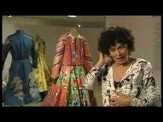 #WIGS - in her famous dresses ▶ Mathilde Willink - Fong Leng. - YouTube