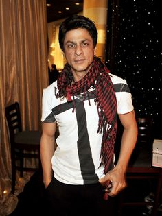 Shahrukh Khan - The 66th Annual Golden Globe Awards - Rehearsals