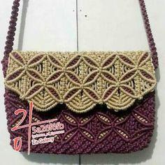 Macrame Bag, Macrame Knots, Crochet Girls Dress Pattern, Mac Mini, Crochet Accessories, Dream Catcher, Projects To Try, Girls Dresses, Shoulder Bag
