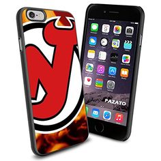 NHL HOCKEY New Jersey Devils Frame Logo, Cool iPhone 6 Smartphone Case Cover Collector iphone TPU Rubber Case Black 9nayCover http://www.amazon.com/dp/B00UNO1Q1A/ref=cm_sw_r_pi_dp_aVmsvb19AD1GF