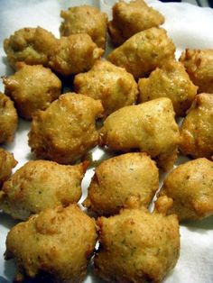 Chickpea Fritters - Ancient Egyptian by