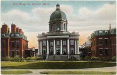 City Hospital, Boston, Mass.