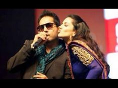 Mika Singh Kisses Sunny Leone!  http://edlabandi.com/65810-mika-singh-kisses-sunny-leone-hot-hindi-latest-news-gos.html