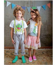 Kids editorial - styling Kika Pagnot
