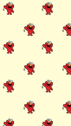 How to save this pretty pict Elmo Wallpaper, Funny Phone Wallpaper, Disney Phone Wallpaper, Cute Girl Wallpaper, Homescreen Wallpaper, Iphone Background Wallpaper, Kawaii Wallpaper, Tumblr Wallpaper, Aesthetic Iphone Wallpaper