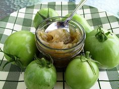 How To Make Green Tomato Chow #canning #preserves