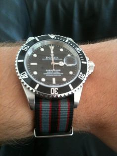 From my competition - a watch from one of my readers #Rolex