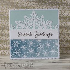 Fancy Fold Cards, Folded Cards, Stampin Up, Christmas Cards, Lily, Seasons, 3d, Tags, Create