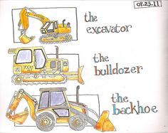 Heavy Equipment by jollydog, via Flickr