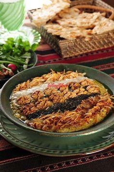 کشک بادنجان - آشپزی و شیرینی پزی سانازسانیا