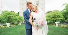 Monday nights are for Dancing With the Stars, but this particular Monday we've got something extra special on the agenda. Becausewhen DWTS pro Lindsay Arnold and her high school sweetie, Sam Cusick tied the knot, their wedding plannerDanielle Rothweilerknew their day was simply made for the pages of SMP. Think vintage inspired design with a […]
