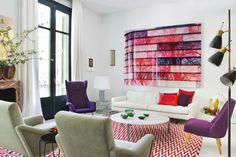 Des Sammlers Glück: Wohnung von Jaime Beriestain | Architektur und Wohnen