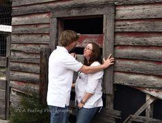 Old barn- couple