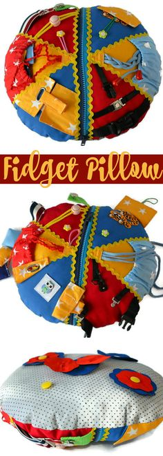 Fidget pillow, Fidget blanket, Sensory pillow dementia, Alzheimer's, Dementia, Busy Blanket for Dementia. Busy quilts, Occupational therapy #affiliate