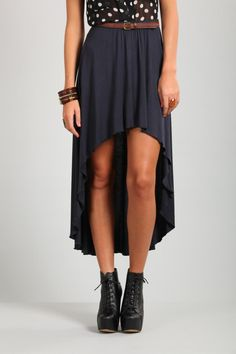 Loving Mullet Skirt this season