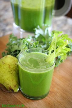 Eat Good 4 Life » To the max green Juice