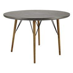 Tavolo rotondo in legno per ... - Cleveland