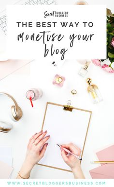 Entrepreneur Advice | Blogging Tips | Earn Money Blogging | Online Business | Online Marketing Creating a blog is easy, making money from it, however, is often the tricky part. So what is the best way to monetise your blog? via @blogbosskate