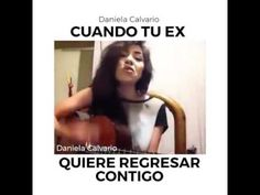 No te creas tan importante     Daniela Calvario