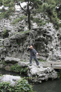 Tai chi chuan yang style - ITCCA Europe - Master Chu King-Hung