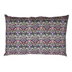 Liberty Cushion Strawberry Thief Multicolor 50x30 cm