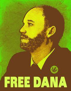 #Cannabis #Activist #DanaLarsen Arrested In #Calgary For Giving Away #Marijuana Seeds #legalization