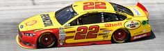 The Official Website of JOEY LOGANO | NASCAR | Sprint Cup | Pennzoil Shell