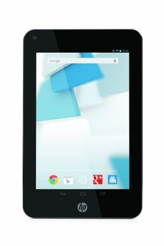 HP Slate 7 Plus 4200ca Tablet (7-Inch HD Touch, Tegra 3 Quad Core A9 1.3GHz, 1GB, 8GB, Android 4.2.2)