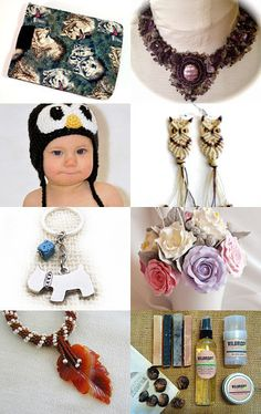Gifts Inspired by nature by TeamUnity and Friends by Ginger Duckett on Etsy--Pinned with TreasuryPin.com