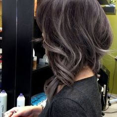Highlight Ombre' Platinum Lavender Designed by Holly / Check out Facebook : Holly Yen Pham cell 469 463 3682 - Yelp