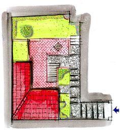 Giardino Nicchia di Limoni - Buggiano Castello