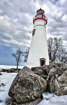 Marblehead lighthouse, Ohio