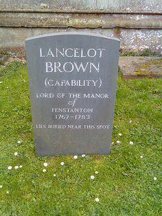 Lancelot capability brown on pinterest garden makeover for Capability brown garden designs