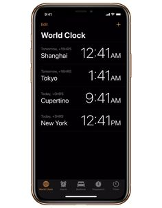 Change an app's language - iOS 13 Tips and Tricks for iPhone - Apple Support World Clock, Apple Support, Apple My, Getting To Know, Ios, Birthdays, Language, Change