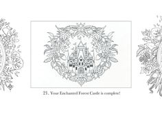 How to draw… an enchanted forest