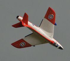 /by gnilrig #flickr #plane #1960s #Hawker #Hunter #RAF