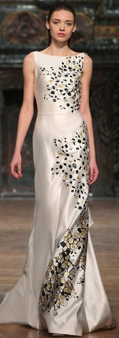 CESPINS ❤ Tony Ward spring 2014 couture collection   jaglady