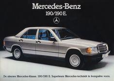 1983 Mercedes-Benz 190/190 E